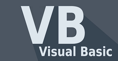 Illustration of Visual Basic Programming