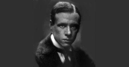 Illustration of Sinclair Lewis