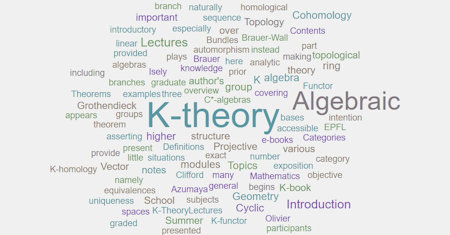 Illustration of K-theory