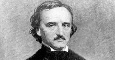 Illustration of Edgar Allan Poe