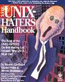 Book cover: The UNIX-HATERS Handbook