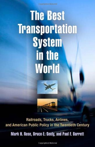 Large book cover: The Best Transportation System in the World