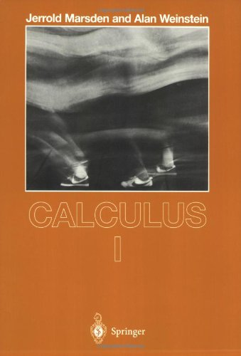 Large book cover: Calculus I, II, and III