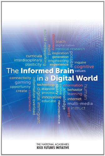 Large book cover: The Informed Brain in a Digital World