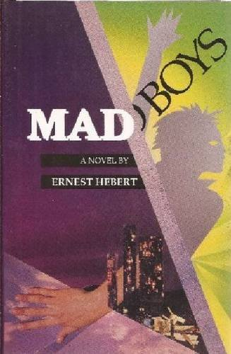 Large book cover: Mad Boys