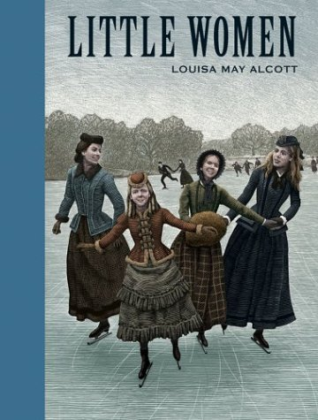 Large book cover: Little Women