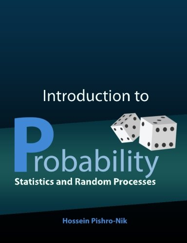 Large book cover: Introduction to Probability, Statistics, and Random Processes
