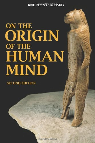 Large book cover: On the Origin of the Human Mind