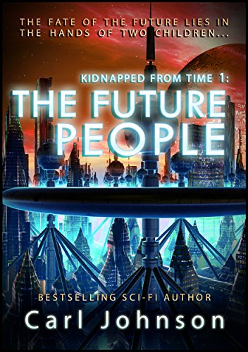 Large book cover: The Future People