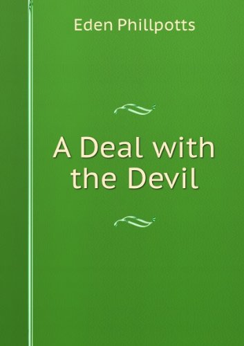 Large book cover: A Deal with The Devil