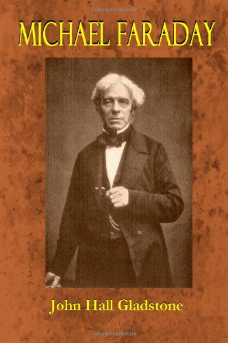Large book cover: Michael Faraday