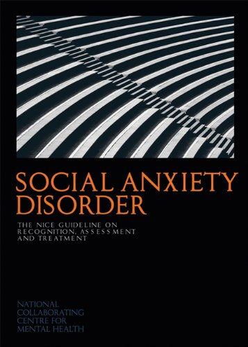 Large book cover: Social Anxiety Disorder: Recognition, Assessment and Treatment