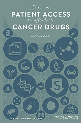 Large book cover: Ensuring Patient Access to Affordable Cancer Drugs