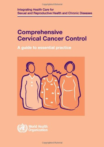 Large book cover: Comprehensive Cervical Cancer Control: A Guide to Essential Practice