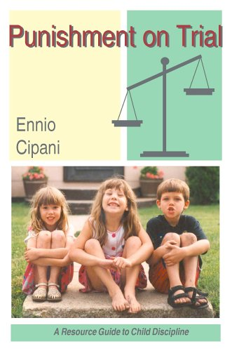 Large book cover: Punishment on Trial: A Resource Guide to Child Discipline