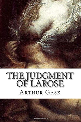 Large book cover: The Judgment of Larose