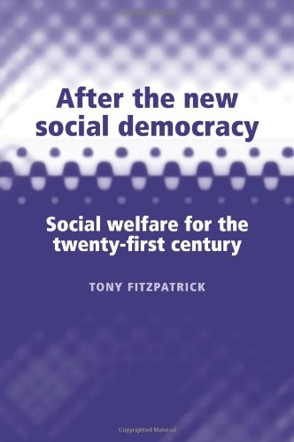Large book cover: After the New Social Democracy: Social Welfare for the 21st Century