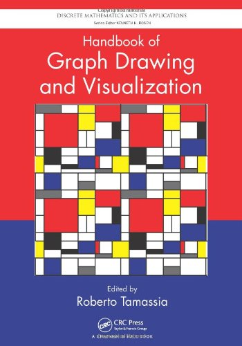 Large book cover: Handbook of Graph Drawing and Visualization