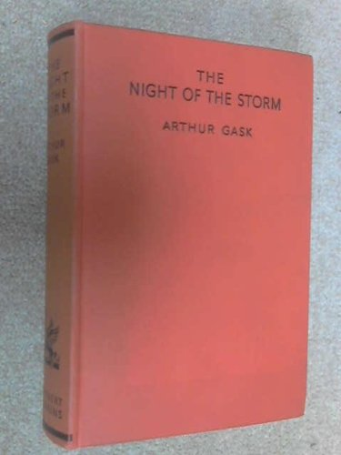 Large book cover: The Night of the Storm