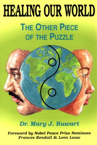Large book cover: Healing Our World: The Other Piece of the Puzzle