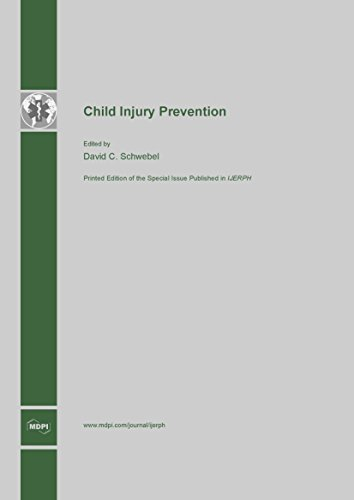 Large book cover: Child Injury Prevention