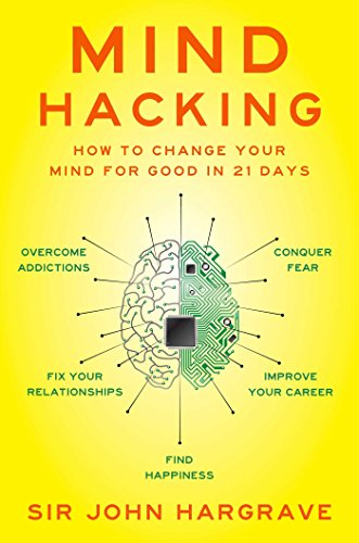 Large book cover: Mind Hacking