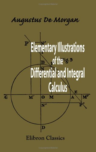 Large book cover: Elementary Illustrations of the Differential and Integral Calculus