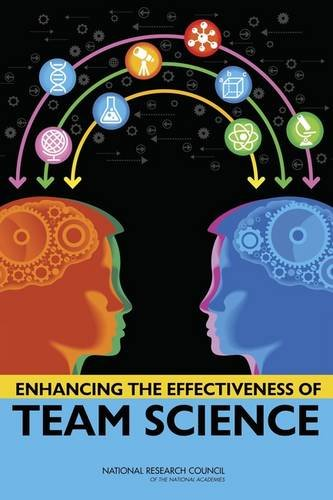 Large book cover: Enhancing the Effectiveness of Team Science