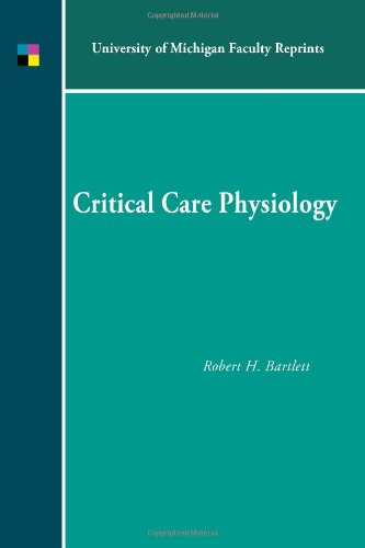Large book cover: Critical Care Physiology