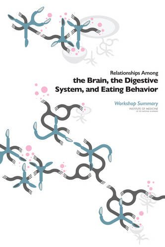 Large book cover: Relationships Among the Brain, the Digestive System, and Eating Behavior
