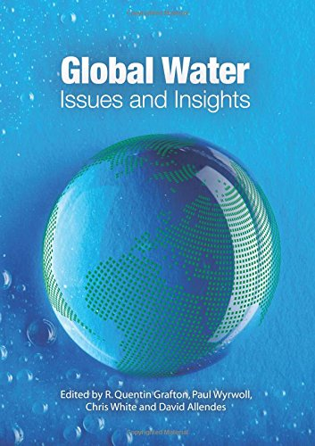 Large book cover: Global Water: Issues and Insights