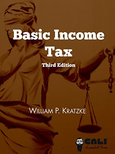 Large book cover: Basic Income Tax