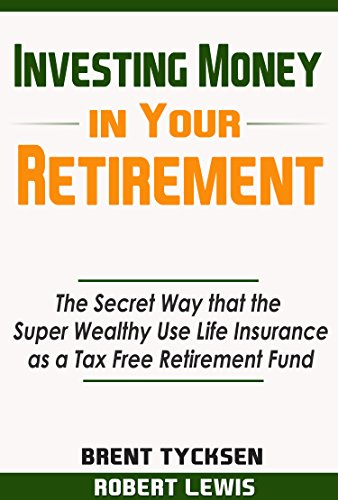 Large book cover: Investing Money in Your Retirement