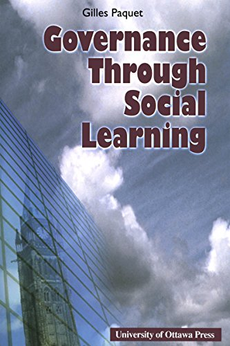 Large book cover: Governance Through Social Learning
