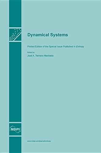 Large book cover: Dynamical Systems