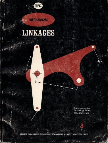 Large book cover: Mechanisms / Linkages