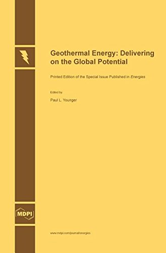 Large book cover: Geothermal Energy: Delivering on the Global Potential