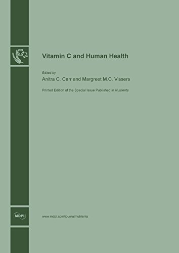 Large book cover: Vitamin C and Human Health