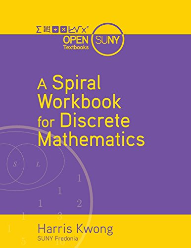 Large book cover: A Spiral Workbook for Discrete Mathematics
