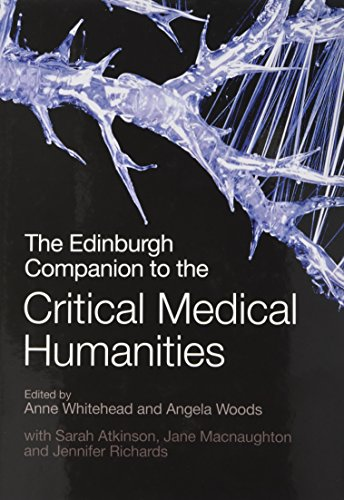 Large book cover: The Edinburgh Companion to the Critical Medical Humanities