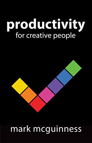 Large book cover: Productivity for Creative People