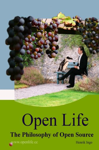 Large book cover: Open Life: The Philosophy of Open Source