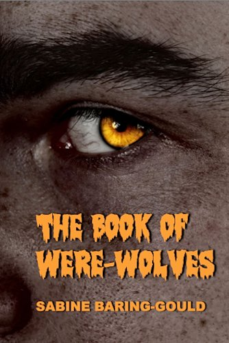 Large book cover: The Book of Were-Wolves