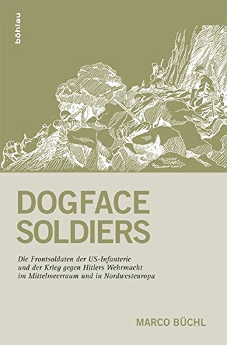 Large book cover: Dogface Soldiers
