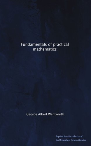 Large book cover: Fundamentals of Practical Mathematics