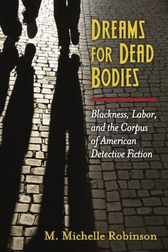 Large book cover: Dream for Dead Bodies