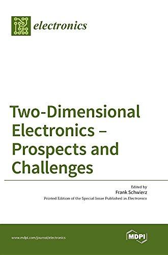 Large book cover: Two-Dimensional Electronics: Prospects and Challenges