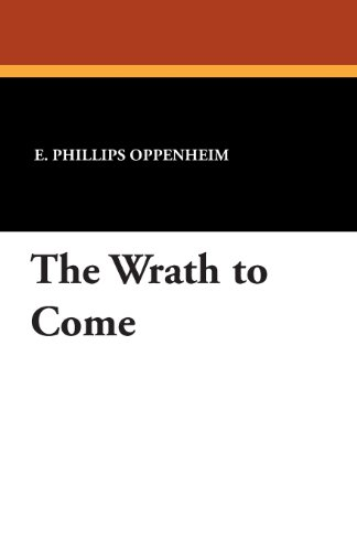 Large book cover: The Wrath to Come
