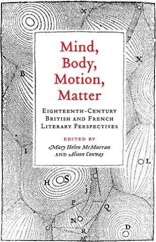 Large book cover: Mind, Body, Motion, Matter