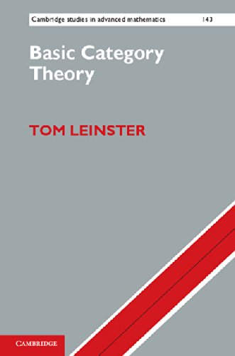 Large book cover: Basic Category Theory